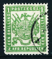 Transvaal (Británica) Nº 73 Usado - Transvaal (1870-1909)