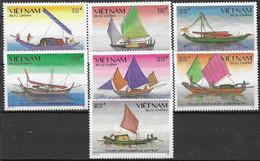 VIETNAM  # FROM 1989 STAMPWORLD 1153-59** - Vietnam