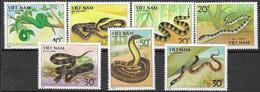 VIETNAM  # FROM 1989 STAMPWORLD 1175-81** - Vietnam