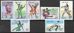 VIETNAM  # FROM 1989 STAMPWORLD 1190-96** - Vietnam