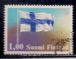 FINLANDE    N°  784  OBLITERE - Gebraucht