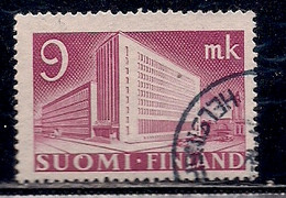 FINLANDE    N°  266  OBLITERE - Gebraucht