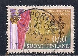 FINLANDE    N°  704  OBLITERE - Gebraucht