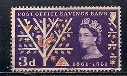 GRANDE BRETAGNE     N°  360  OBLITERE - Used Stamps
