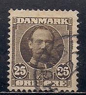 DANEMARK      N°  58    OBLITERE - Used Stamps