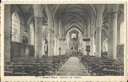 Braine-l'Alleud - Intérieur De L'Église - Braine-l'Alleud