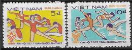 VIETNAM  # FROM 1985 STAMPWORLD 752-53** - Vietnam