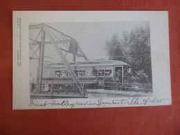 First Trolley Car In Lambertville New Jersey    Printed In 1977      Ref 5223 - Unclassified