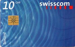 SWITZERLAND - CHIP CARD - LOGO 10 CHF - Schweiz