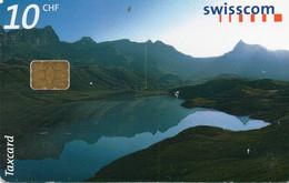 SWITZERLAND - CHIP CARD - LANDSCAPE - Schweiz