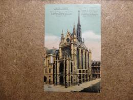 Paris - Sainte - Chapelle (2948) - Kirchen