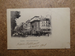 Paris - Porte Saint - Martin 1901 (2949) - Kirchen