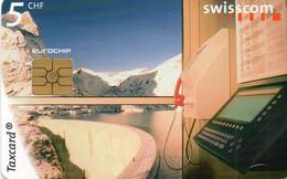 SWITZERLAND - CHIP CARD - PHONE BOOTH - Schweiz