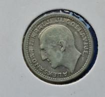 YUGOSLAVIA 10 Dinara F 1931 - Aleksandar I ALEKSANDAR I. KRALJ JUGOSLAVIJE - Yugoslavia