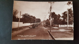 Barranquilla - Avenida Colombia - Editores J. V. Mogollon - Colombie