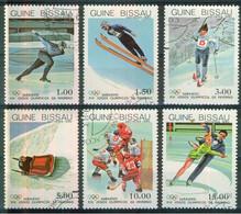 GUINEE BISSAU -  Jeux Olympiques De Sarajevo - Invierno 1984: Sarajevo
