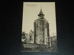 POILLY-SUR-THOLON 2 Cartes Postales - L'EGLISE XIII°S + Portail De L'église - 89 YONNE (B.V) - Sonstige Gemeinden