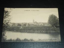 VINCELLES - LE CANAL ET L'EGLISE - 89 YONNE (B.V) - Sonstige Gemeinden