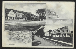 Carte P De 1912 ( Midland Avenue / Wayne Pa ) - Other