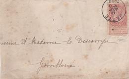 Enveloppe 57 Jette à Gembloux - 1893-1900 Fine Barbe