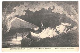 CPA - Carte Postale-Belgique-Grottes De Han Fond Du Gouffre De Belvaux  VM39391 - Rochefort