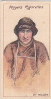 4 Dr Edward Wilson -  Polar Exploration 2nd 1916 - Players Cigarette Card - Antique - - Wills