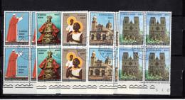 Vaticano (1970) - Viaggio Di Paolo VI In Asia E In Australia, In Quartine (o) - Usati