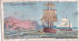 7 Ross & Parrys Expedition 1818 -  Polar Exploration 1915 - Players Cigarette Card - Arctic - Antique - Wills