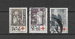 FINLANDIA - 1933 - N. 173/75 USATI (CATALOGO UNIFICATO) - Gebraucht