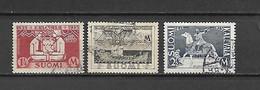 FINLANDIA - 1935 - N. 183/85 USATI (CATALOGO UNIFICATO) - Gebraucht