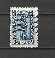 FINLANDIA - 1938 - N. 203 USATO (CATALOGO UNIFICATO) - Gebraucht