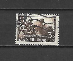 FINLANDIA - 1938 - N. 204 USATO (CATALOGO UNIFICATO) - Gebraucht