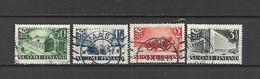 FINLANDIA - 1938 - N. 205/08 USATI (CATALOGO UNIFICATO) - Gebraucht