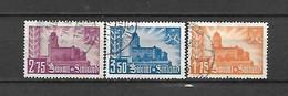 FINLANDIA - 1941 - N. 231/33 USATI (CATALOGO UNIFICATO) - Gebraucht