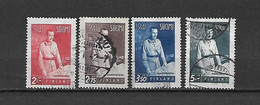 FINLANDIA - 1941 - N. 236/39 USATI (CATALOGO UNIFICATO) - Gebraucht