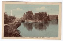 89 YONNE - MAILLY LA VILLE Jonction De L'Yonne Et Du Canal, L'Ecluse - Sonstige Gemeinden
