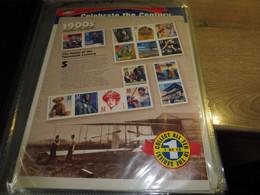USA; Block 40 Postfrisch; In Orginal Folie - Blocks & Sheetlets