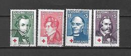FINLANDIA - 1948 - N. 334/37 USATI (CATALOGO UNIFICATO) - Gebraucht