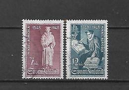 FINLANDIA - 1948 - N. 342/43 USATI (CATALOGO UNIFICATO) - Gebraucht