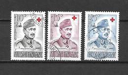 FINLANDIA - 1952 - N. 390/92 USATI (CATALOGO UNIFICATO) - Gebraucht