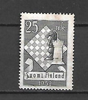 FINLANDIA - 1952 - N. 395 USATO (CATALOGO UNIFICATO) - Gebraucht