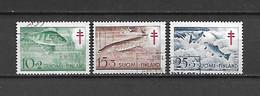 FINLANDIA - 1955 - N. 426/28 USATI (CATALOGO UNIFICATO) - Gebraucht