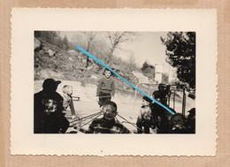 Dept 66 : ( Pyrénées Oriantales ) Enveitg, Préventorium, Jeu D'enfants, Tourniquet, Arbres, Animée, 05 Mai 1957. - Andere