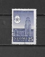 FINLANDIA - 1955 - N. 429 USATO (CATALOGO UNIFICATO) - Gebraucht