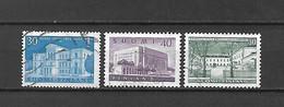 FINLANDIA - 1956 - N. 444 - N. 447 - N. 452 USATI (CATALOGO UNIFICATO) - Gebraucht
