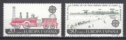 Spanje  Europa Cept 1988 Postfris - 1981-90 Nuovi