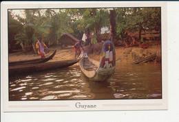Guyane Française Pirogue Boni CP 68/36 - Autres
