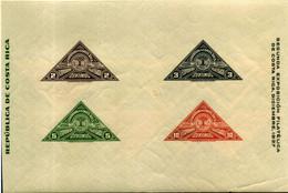 Costa Rica Nº 153/6, 174/7s, HB1. Año 1932/7 - Costa Rica