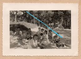 Dept 17 : ( Charente Maritime ) Saint-Georges-de-Didonne, Photo, Forêt, Sable, Un Coin De Plage, Animée, Aout 1949. - Andere