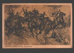 Armée Belge - Lanciers - Regimenten